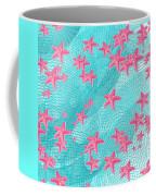 Pink Starfish Coffee Mug