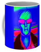 Pink Sunglasses Coffee Mug