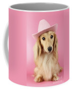 Pink Times Coffee Mug by Greg Cuddiford