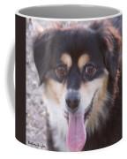 Pink Tongue Coffee Mug