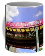 Pink Train Coffee Mug
