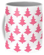 Pink Trees Coffee Mug
