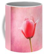 Pink Tulip Coffee Mug