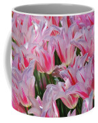 Pink Tulips 3 Coffee Mug
