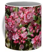 Pink Umbrellas Coffee Mug