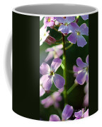 Pink Wildflwer Coffee Mug