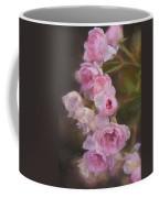 Pink Winter Roses One Coffee Mug