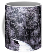 Pink Woodland Coffee Mug
