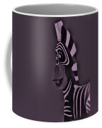 Pink Zebra Coffee Mug