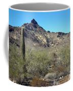 Pinkley Peak Coffee Mug