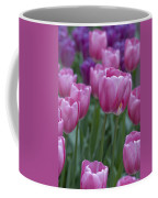 Pinks And Purples Coffee Mug