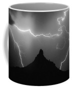 Pinnacle Peak Surrounded Coffee Mug
