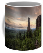 Pinnacles The Dorion Tower Coffee Mug