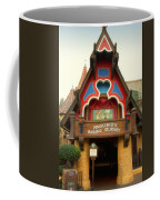 Pinocchio Daring Journey Fantasyland Disneyland Coffee Mug