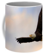 Pinson Mounds Eagle Coffee Mug
