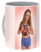 Pinup Photographer Coffee Mug