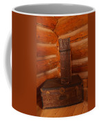 Pioneer Luggage Coffee Mug by Jeff Swan