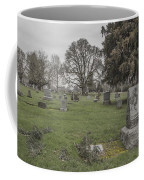 Pioneer Resting Place Coffee Mug by Jean Noren