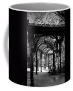 Pioneer Square Pergola Coffee Mug by David Patterson