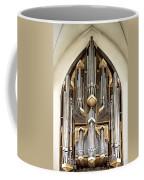 Pipe Organ Coffee Mug