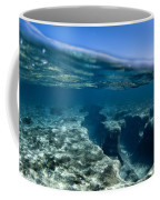 Pipe Reef. Coffee Mug by Sean Davey
