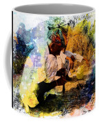 Pipe Smoking Ritual Chillum India Rajasthan 1 Coffee Mug