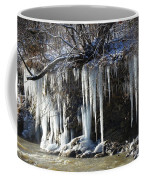 Pipecreek Icicles Coffee Mug