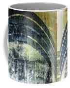 Piped Abstract Coffee Mug