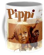 Pippi Longstocking - Fan Version Coffee Mug