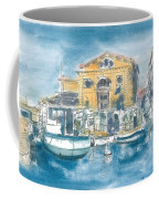 Piran - Tartini Theatre Coffee Mug