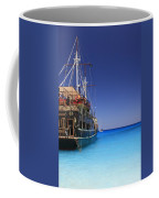 Pirate Boat Coffee Mug
