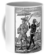 Pirate Henry Every, 1725 Coffee Mug
