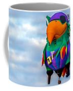 Pirate Parrot Pegleg Pete Coffee Mug