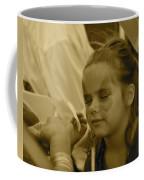 Pirate Princess Sepia Coffee Mug