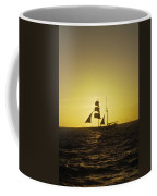 Pirates At Sea - Caribbean Coffee Mug