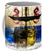 Pirates Coffee Mug by Bob Orsillo