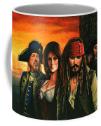 Pirates Of The Caribbean  Coffee Mug