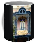 Pirates Signage New Orleans Disneyland Coffee Mug