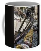 Pirn Winding Machine Coffee Mug