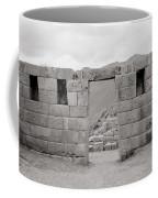 Pisac Architecture Coffee Mug