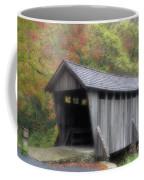 Pisgah Covered Bridge Coffee Mug