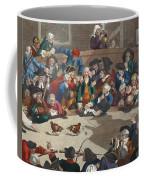 Pit Ticket, 5th November 1759 Coffee Mug