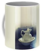 Pitcher And Basin Coffee Mug
