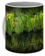 Pitcher Plant Paradise Coffee Mug by Mike Nellums