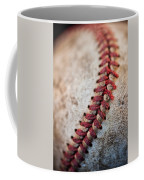 Pitchers Stitches Coffee Mug