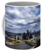 Pittsburgh After The Storm Coffee Mug