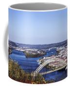 Pittsburgh North Coffee Mug