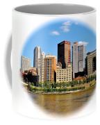 Pittsburgh Pa In The Spotlight Coffee Mug