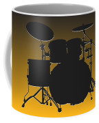 Pittsburgh Steelers Drum Set Coffee Mug