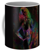 Pixel Girl Coffee Mug
